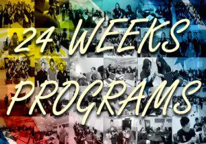 24 WEEKS PROGRAM