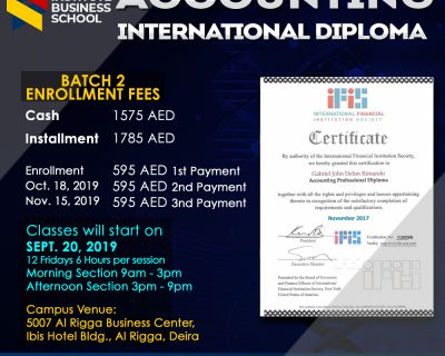 Accounting International Diploma