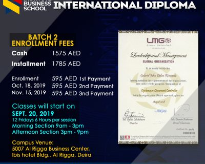 Document Controller International Diploma