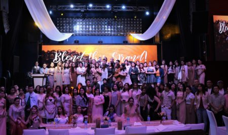 Fashion show and an official film entry, showcased by students and trainers of FI Rigga Batch 18 during their graduation rights