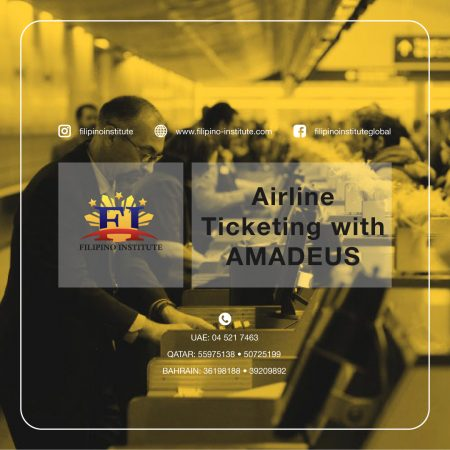 AIRLINE TICKETING WITH AMADEUS