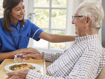 Elderly Care and Caring for the Disabled – Revised